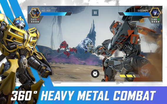 TRANSFORMERS: Forged to Fight APK indir [v4.1.0]