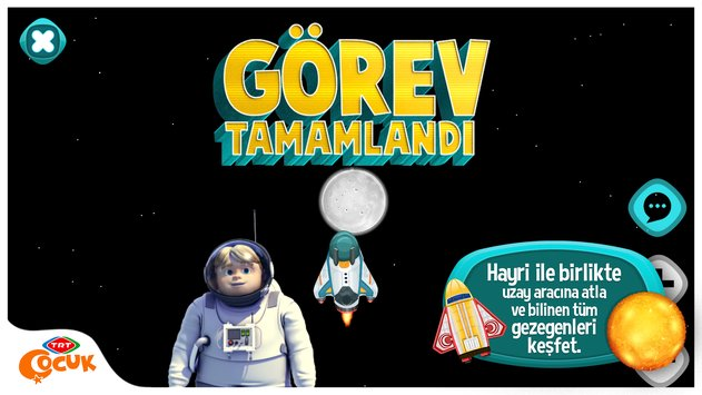 TRT Hayri Uzayda indir [v1.0]