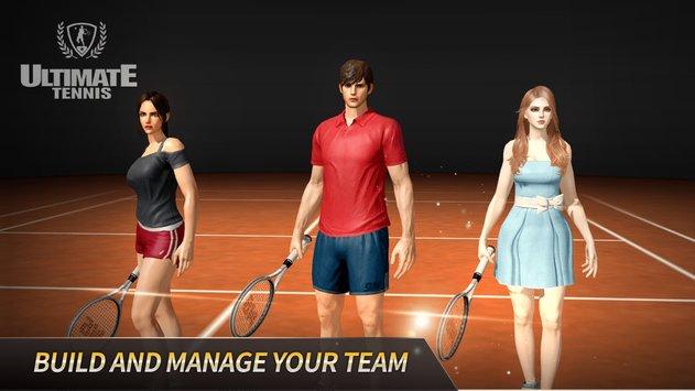 Ultimate Tennis APK indir [v2.16.2619]