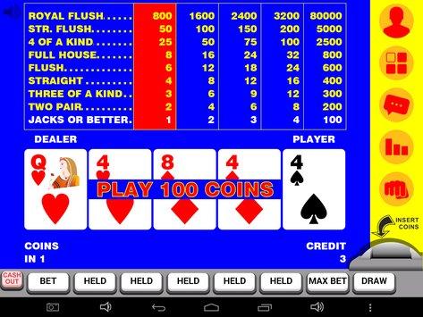 Video Poker 11 APK indir [v11.01]