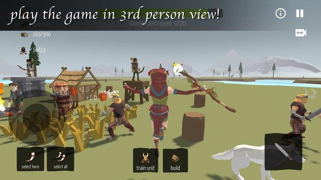 Viking Village RTS APK indir [v7.8.6]