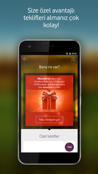 Vodafone Yanımda APK indir [v5.5.1]