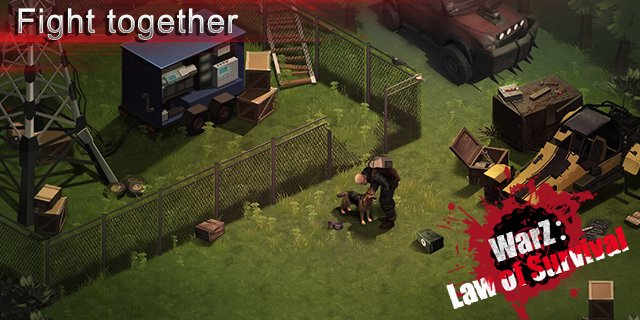 WarZ: Law of Survival APK indir [v1.4.5]