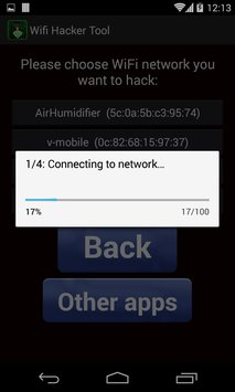 WiFi Password Hacker Simulator APK indir [v1.9]