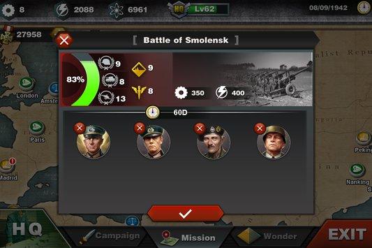 World Conqueror 4 Hileli APK indir [v1.1]