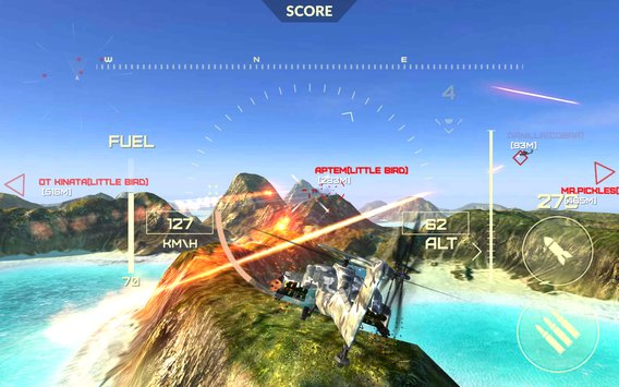 World of Gunships Online APK indir [v1.3.6]