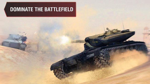 World of Tanks Blitz APK indir [v4.3.0.293]