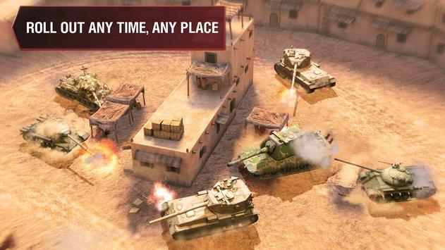 World of Tanks Blitz APK indir [v4.3.0.298]