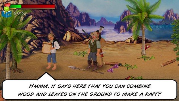 Wrecked (Island Survival Sim) APK indir [v1.100]