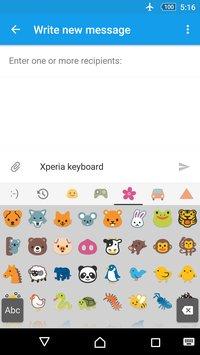 Xperia Keyboard APK indir [v8.0.A.0.110]