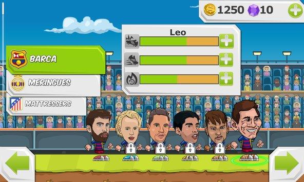 Y8 Football League Sports Game APK indir [v1.1.4]