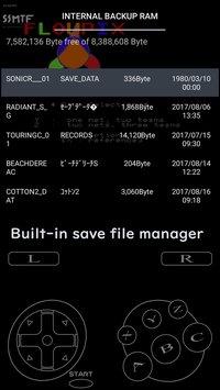 Yaba Sanshiro – Sega Saturn Emulator APK indir [v1.4.0]